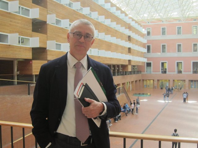 El rector de la UPF Jaume Casals