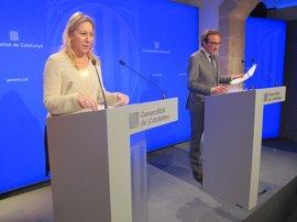 """El Govern augura que dará """"mucho trabajo"""" a la Fiscalía con el referéndum"""