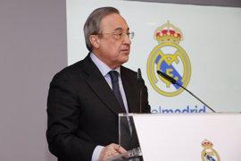 """Florentino Pérez, a Nocioni: """"Eres una de nuestras leyendas y no te vamos a olvidar"""""""