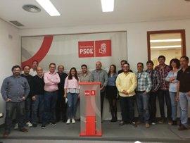 Medio centenar de militantes del PSOE de la provincia de Cáceres crean una plataforma en apoyo a Patxi López
