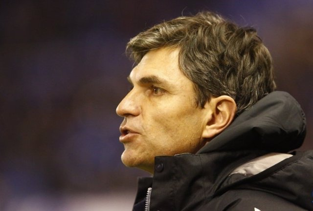 Mauricio Pellegrino, entrenador del Deportivo Alavés