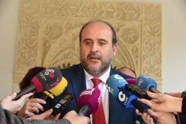 Martínez Guijarro asume temporalmente las competencias de Fomento