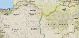Al menos un muerto por el terremoto de magnitud 6,1 registrado en el noreste de Irán