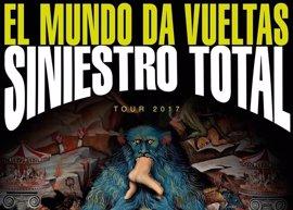 'Siniestro total' actuará en mayo en San Sebastián, Bilbao y Vitoria en una gira con temas nuevos y repertorio clásico
