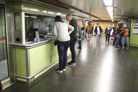 El Sindicato de Maquinistas de Metro convoca una nueva jornada de paros por la mañana el próximo lunes