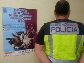 Tres detenidos de una familia que captaba a menores en Córdoba para explotarlas mendigando