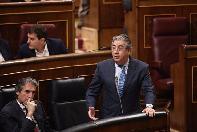 Juan Ignacio Zoido en el Congreso