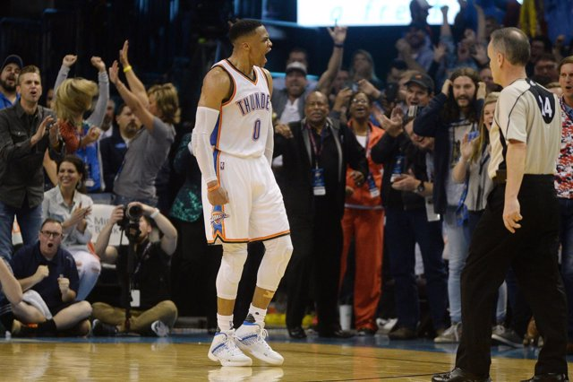 Russell Westbrook (Oklahoma City Thunder)