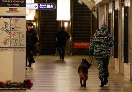 Seis detenidos en San Petersburgo por presunta colaboración con grupos terroristas