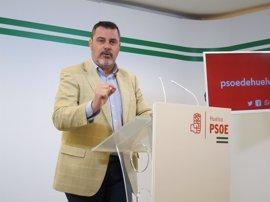 """PSOE critica unas cuentas """"de mínimos históricos"""" y alerta de la """"paralización"""" de la presa de Alcolea"""