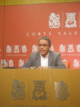 Manolo Mata en imagen de archivo