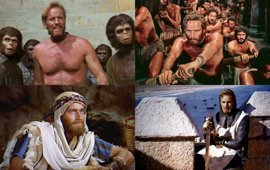 Charlton Heston: El icono del cine épico en 10 películas