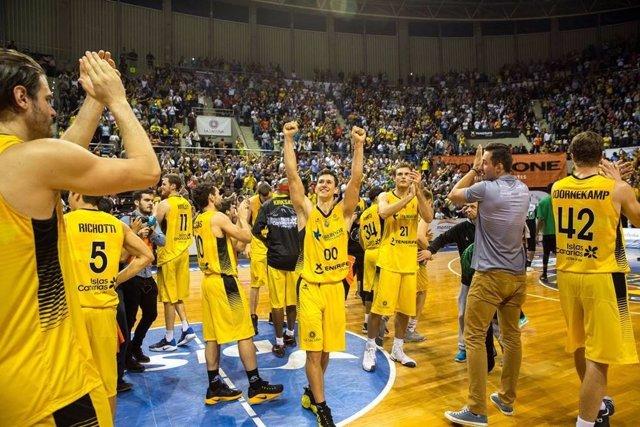 Iberostar Tenerife, a la Final Four de la Champions