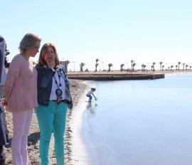 Gobierno establece tres zonas para compatibilizar la agricultura y la recuperación del Mar Menor