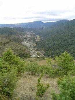 Sierra de Ugarra