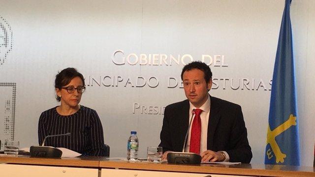 Belén Fernández y Guillermo Martínez