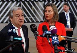 """La ONU critica el """"cierre de fronteras"""" y pide acogida de refugiados sirios """"más equitativa"""""""
