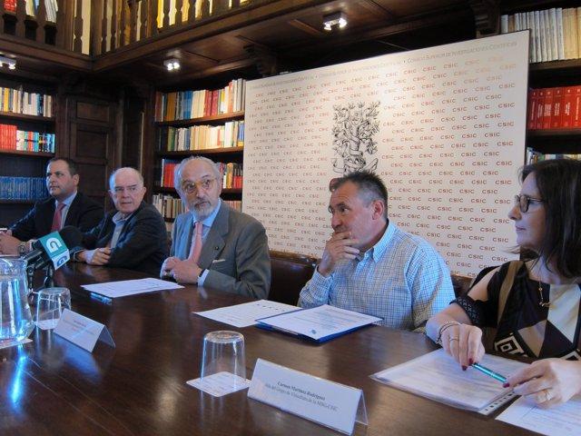CSIC, Fundación Juana de Vega y APAG presentan un proyecto de olivo gallego
