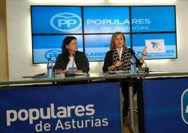 Fernández (PP) defiende el ancho internacional en la Variante y cree que las cuentas son las que Asturias necesita