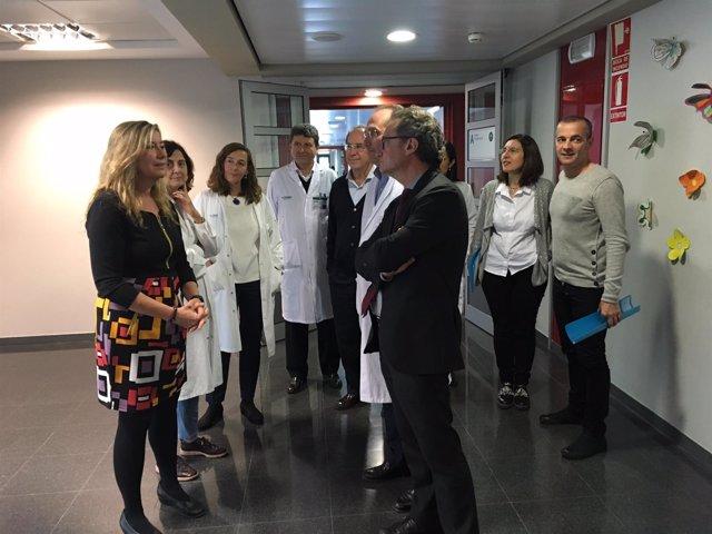 Gómez presenta nuevo médico de salud mental infancia