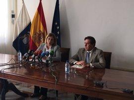 Roldós llama a los diputados canarios a apoyar los PGE y les dice que no podrán justificar un voto en contra