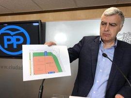 """El PP afirma que el Ayuntamiento de Ciudad Real ha concedido una licencia de obra """"sin los informes preceptivos"""""""