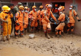 Acción contra el Hambre advierte de la falta de agua y electricidad en Mocoa tras las inundaciones