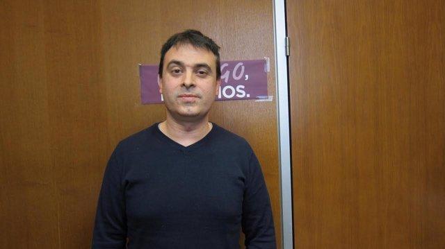 Román Sierra (Podemos)
