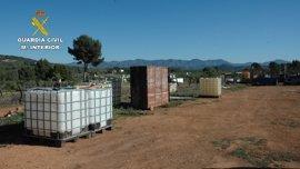 Fianzas de hasta 6.000€ a los detenidos por perforar oleoductos para sustraer combustible
