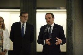 Rajoy subraya que la negociación de Presupuestos está abierta hasta final de mayo: Todo lleva su tiempo