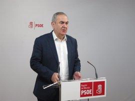"""PSOE pide a Cs que no esconda a Pedro Antonio Sánchez """"bajo las alfombras de la Asamblea"""" y le obligue a dejar su acta"""
