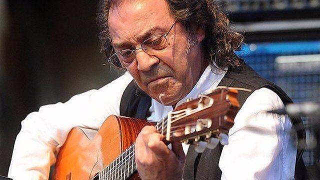 Pepe Habichuela ofrece un concierto en el Centro Cívico Delicias