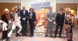 El V Salón del Manga y la Cultura Japonesa de Cartagena reunirá a 10.000 visitantes los días 6 y 7 de mayo