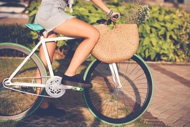Bicicleta, ocio
