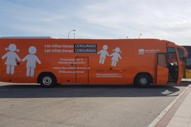 Podemos explica que la llega del bus de HazteOir a Baleares podría suponer multas de entre 3.000 y 30.000 euros