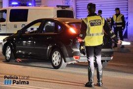 Cort condena el ataque a un Policía Local anoche en Palma