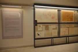 Altamira acoge una exposición de calcos de arte rupestre con cuatro inéditos