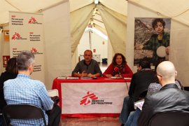 #Seguirconvida, una campaña de MSF sobre la lucha de civiles que sufren la guerra