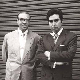 Juan Eduardo Cirlot i Antoni Tàpies