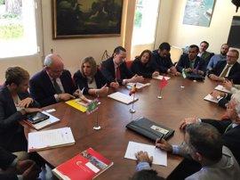 La Diputación de Cádiz propicia en Marruecos la exportación de empresas gaditanas