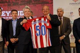 Un partido solidario con jugadores en activo y leyendas despedirá al Calderón