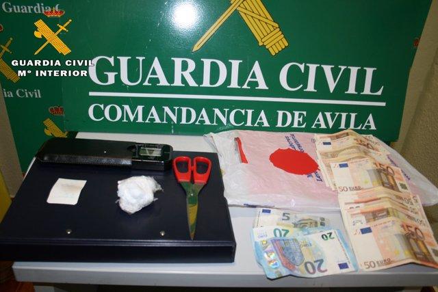 Ávila: Dinero Y Utensilios Intervenidos Al Matrimonio Detenido