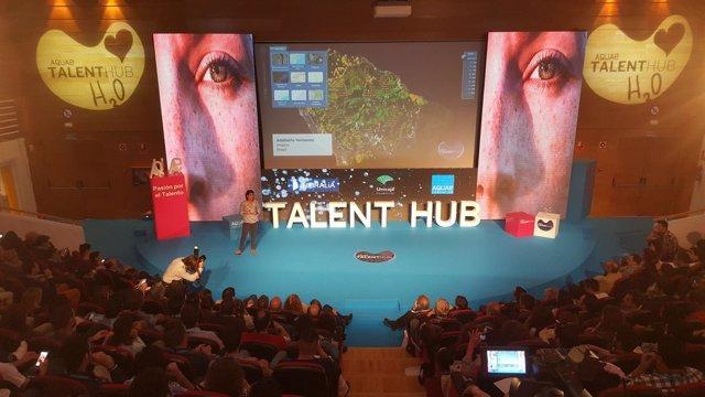 Aquae Talent Hub'