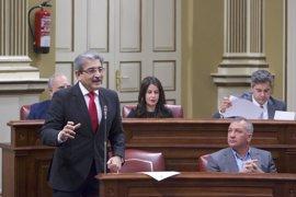 """NC presentará una enmienda a la totalidad a los PGE y pide """"mejor trato"""" en las inversiones para Canarias"""