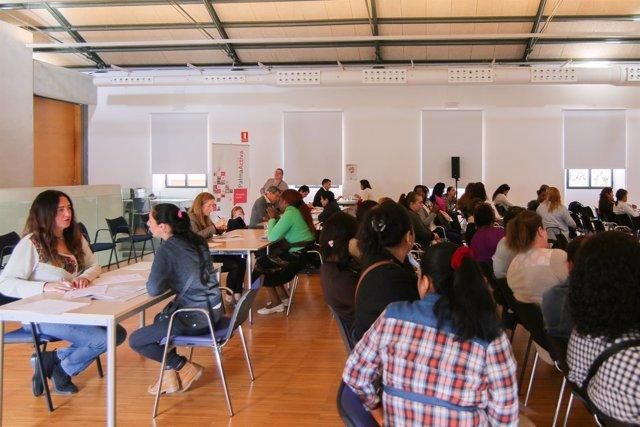 Jornada de selección de PalmaActiva