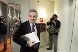 José Blanco (PSOE) prometía en 2009 vías de ancho internacional para la Variante de Pajares