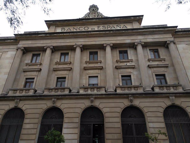 Edificio del Banco de España de Tarragona