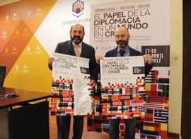La segunda edición de 'Córdoba, ciudad de encuentro y diálogo' reunirá a cinco exmistros de Asuntos Exteriores