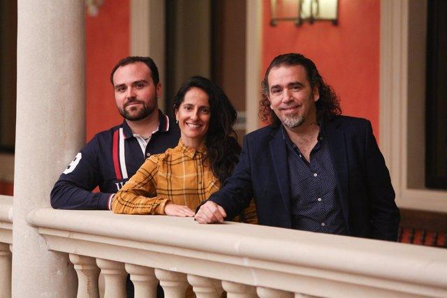 Baile de palabra en la Fundación Cajasol
