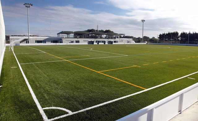 Campo de fútbol de San Román (Archivo)